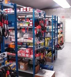 Autoparts Hannut - Onze winkel