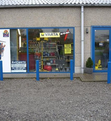 Autoparts Hannut - Notre magasin