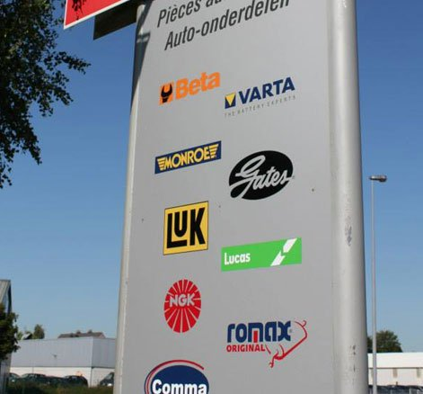 Autoparts Hannut - Nos marques
